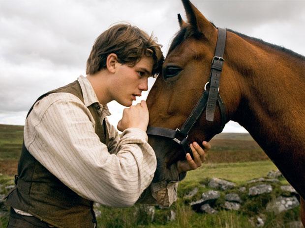 Cena do filme 'War horse' (Foto: Divulgação/Divulgação)