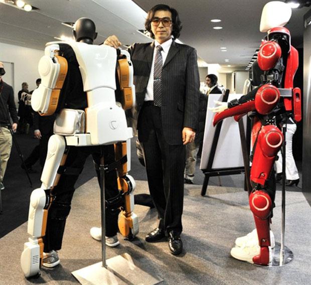 exoesqueleto (Foto: AFP)