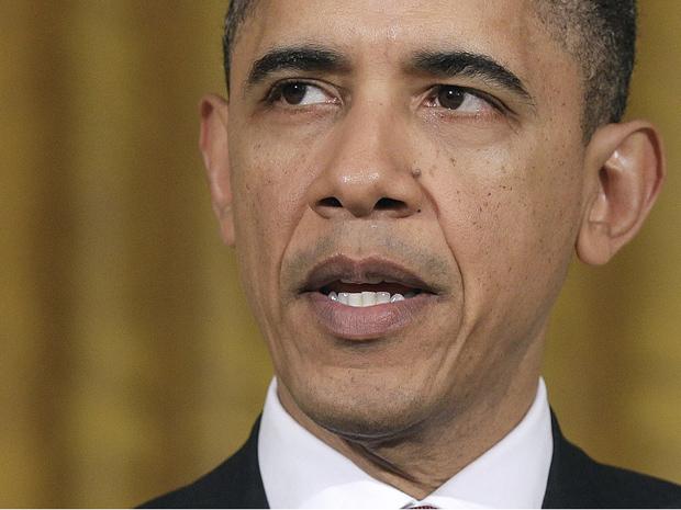 O presidente dos EUA, Barack Obama, fala nesta sexta-feira (18) na Casa Branca (Foto: AP)