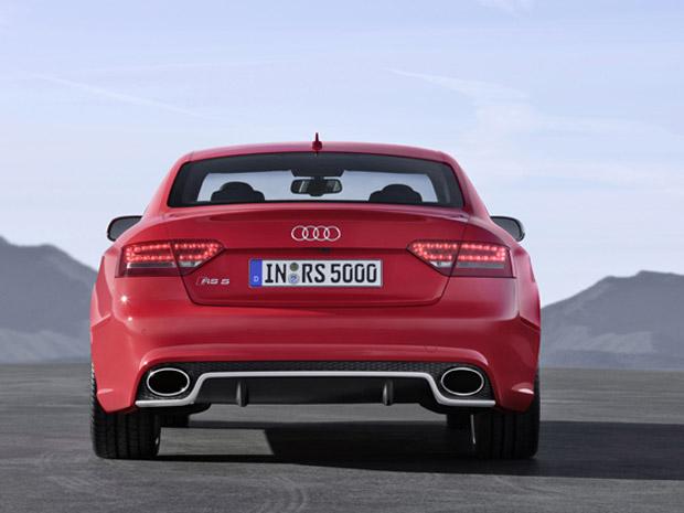 Audi RS5 (Foto: Divulgação)