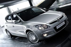 O i30 é lider no segmentos do hatchs médios (Foto: Divulgação/Hyundai)