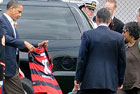 Flamengo dá camisa do time a Obama (g1)
