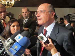 geraldo alckmin (Foto: Luciana Bonadio/G1)