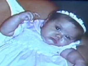 Menina morreu de dengue hemorrágica no sábado (19) (Foto: Reprodução/ TV Globo)