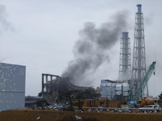 OMS Fukushima 1 (Foto: Tokyo Electric Power Co / via AP Photo)
