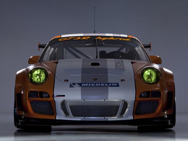 Porsche 911 GT3 R Hybrid (Foto: Divulgação)