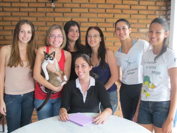 república meninas (Foto: Vanessa Fajardo/G1)