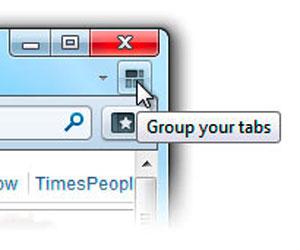 Recurso Panorame ajuda usuários a separar abas por assunto (Foto: Divulgação)