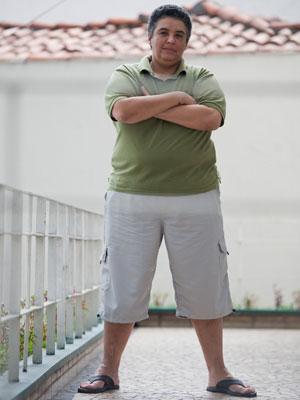 Alexandre dos Santos (Foto: Daigo Oliva/G1)