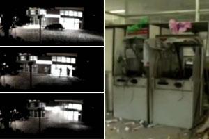 explosão de caixa eletrônico (Foto: Reprodução/TV Globo)