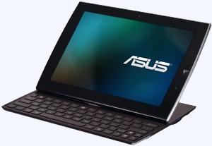 Tablet Slider da Asus possui teclado Qwerty e placa gráfica Nvidia GeForce (Foto: Divulgação)