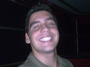 Diogo Sarraf, vítima de bullying (Foto: Arquivo pessoal)
