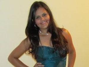 Gabriela Loures, vítima de bullying (Foto: Arquivo pessoal)