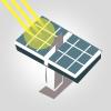 Ícone fotovoltaica (Foto: Arte/G1)
