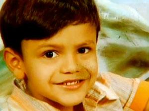 O garoto João Paulo morreu ao ser sugado durante esvaziamento de piscina no interior de São Paulo (Foto: Reprodução/EPTV)