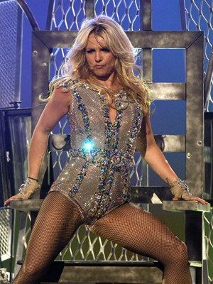 Brtiney Spears (Foto: AP)
