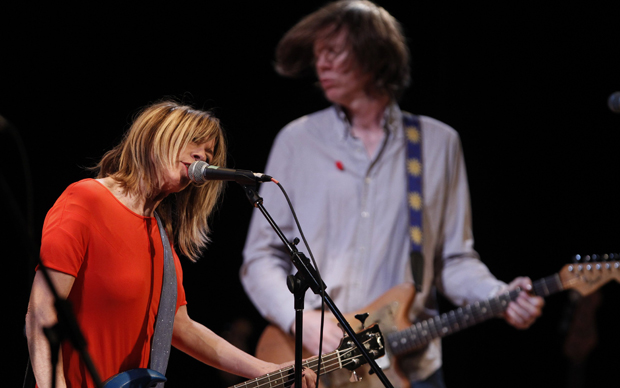 Sonic Youth (Foto: Reuters)