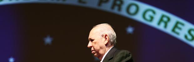 Morre aos 79 anos José Alencar (Ricardo Stuckert/Presidência da República)