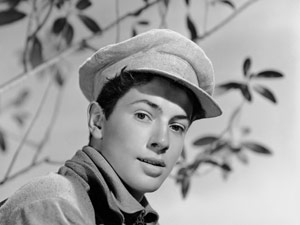 O ator Farley Granger, em cena de 'The north star' (Foto: AP)