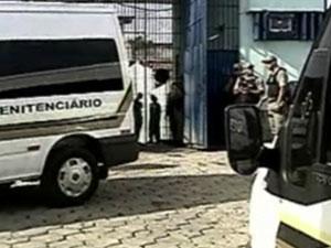 Dois presos morrem durante briga em presídio de Pernambuco (Foto: Reprodução/TV Globo)