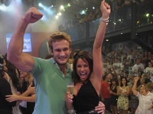 Wesley e Maria (Foto: Divulgação/TV Globo)