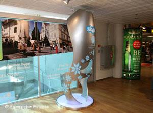 orelhão Skype (Foto: Divulgação/Enterprise Estonia)