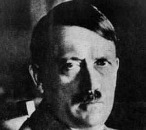 Nazista Adolf Hitler. (Foto: Reuters)