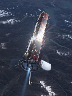 Gravidade ESA 2 (Foto: ESA)