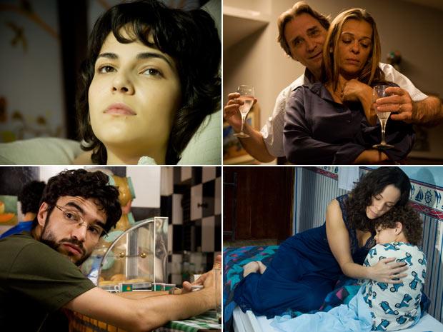 Cenas do filme 'Mães de Chico Xavier' (Foto: Divulgação/Divulgação)