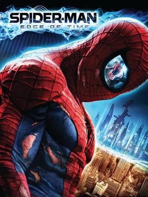 Arte do novo game do Homem-Aranha (Foto: Divulgação)