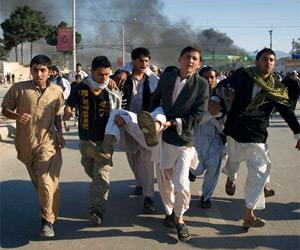 ONU confirma morte de 8 funcionários em ataque no Afeganistão (Foto: AP)