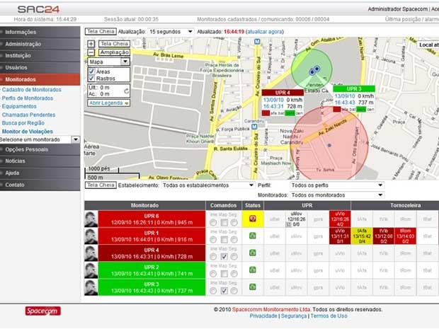 monitora (Foto: SAP-SP/divulgação)