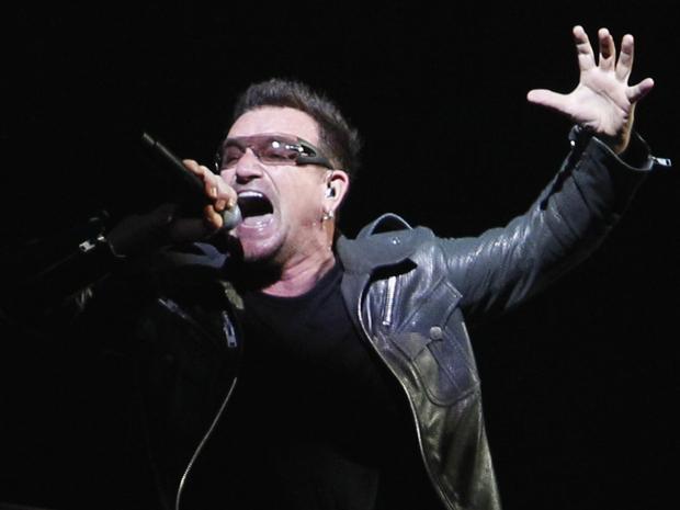 Bono  (Foto: AP)