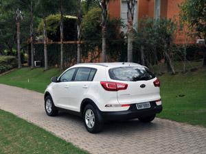 SUV urbano oferece bom espaço interno (Foto: Divulgação)