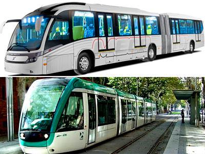 BRT ou VRT?  (Foto: Divulgação)