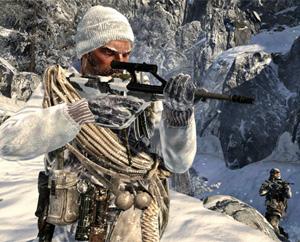 Call of Duty: Black Ops apesar de belos gráficos não exigiu muito do hardware (Foto: Reprodução)