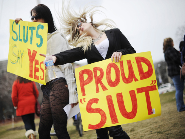 Slutwalk (Foto: Reuters)