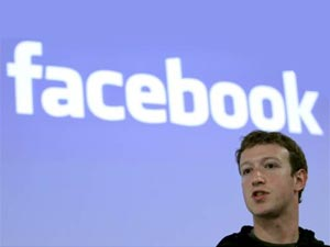Mark Zuckerberg, fundador do Facebook, maior rede social do mundo (Foto: R. Galbraith/Reuters)