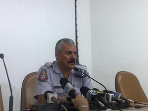 Coronel Roberto Fernandes (Foto: Roney Domingos/G1)