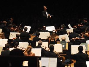 Orquestra Sinfônica Brasileira  (Foto: Juliana Coutinho/Divulgação)