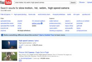 Novas funções de pesquisa do YouTube (Foto: Reprodução)