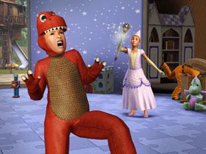 Jogadores poderão vivenciar momentos em todas as fases da vida dos Sims em nova expansão do game (Foto: Divulgação/EA)