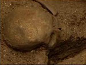 esqueleto (Foto: BBC)