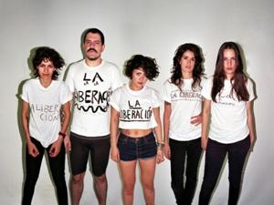 A banda CSS (Foto: Divulgação/Luiza Sá)