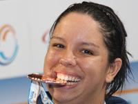 Edênia Garcia, atleta (Foto: Exemplus CPB)