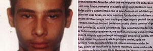 'O bobo se tornou um criminoso', diz ex-colega de atirador (Reprodução/TV Globo)