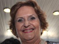 Marlene Mazzeo, aposentada e miss (Foto: Flávia Braz/Secretaria de Saúde de SP)