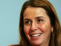 Patrícia Amorim, presidente do Flamengo (Foto: Agência Estado)