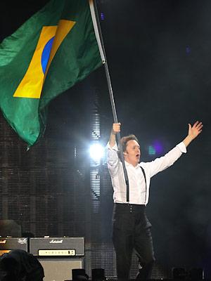 Show Paul McCartney (Foto: Divulgação/Divulgação)