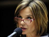 Rita Camata, ex-deputada (Foto: Diógenes Santos/Agência Câmara)